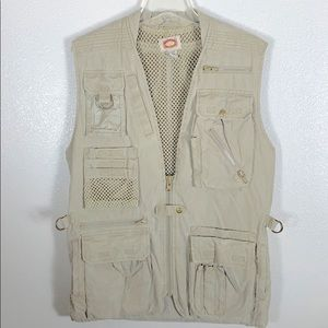 VTG Banana Republic outdoor Utility Vest